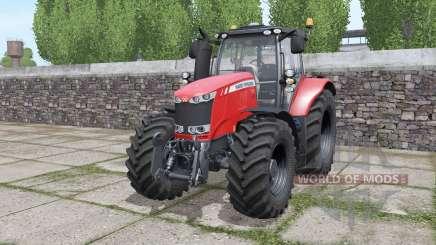 Massey Ferguson 7720 interactive control für Farming Simulator 2017