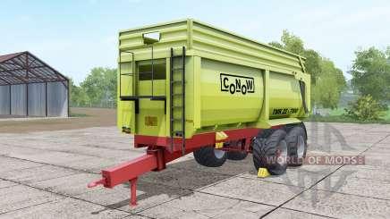 Conow TMK 22-7000 soft yellow für Farming Simulator 2017