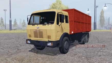 FAP 1620 with trailer pour Farming Simulator 2013