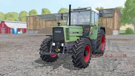 Fendt Farmer 312 LSA Turbomatik manual ignition pour Farming Simulator 2015