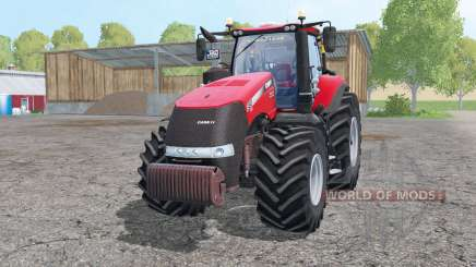 Case IH Magnum 380 double wheels für Farming Simulator 2015