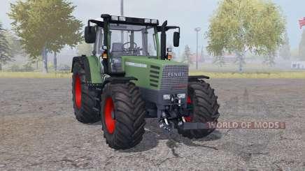 Fendt Favorit 514C Turboshift pour Farming Simulator 2013