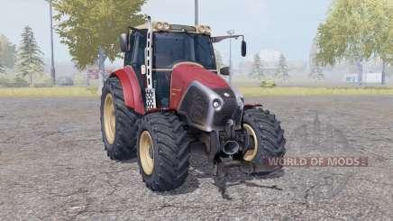 Lindner Geotrac 94 dark red für Farming Simulator 2013
