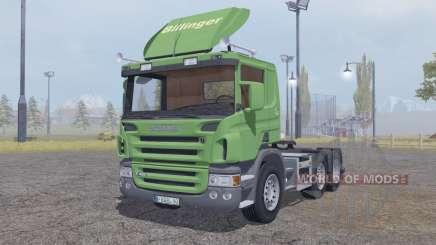 Scania P420 6x6 v2.0 für Farming Simulator 2013