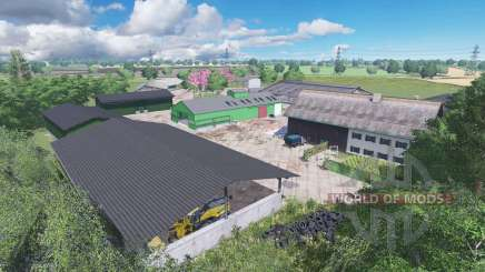 Valley Benoit pour Farming Simulator 2017