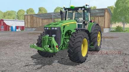 John Deere 8530 extra weights für Farming Simulator 2015