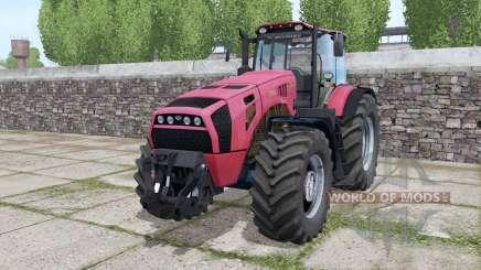 La biélorussie 4522 roues couplées pour Farming Simulator 2017