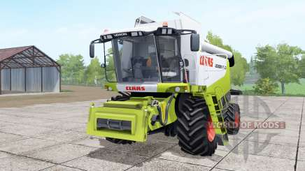 Claas Lexion 550 interaktive steuerung für Farming Simulator 2017