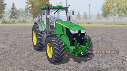 John Deere 7200R interactive control für Farming Simulator 2013