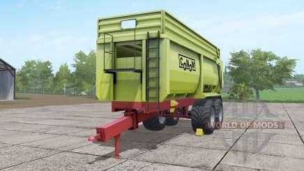 Cønøw TMK 22-7000 für Farming Simulator 2017