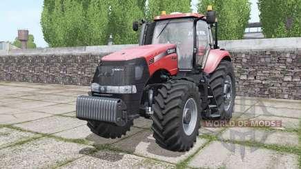Case IH Magnum 290 wheels selection pour Farming Simulator 2017