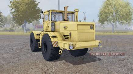 Kirovets K-700a variateur électronique à double roues pour Farming Simulator 2013