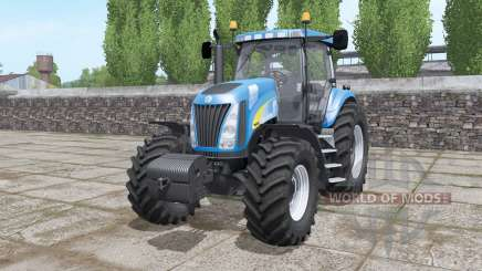 New Holland TG255 front weight für Farming Simulator 2017