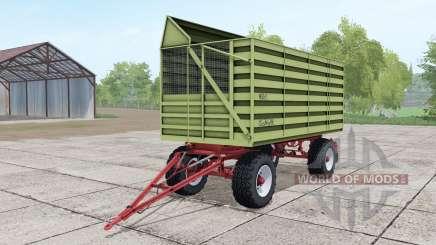 Conøw HW 80 V5.1 pour Farming Simulator 2017