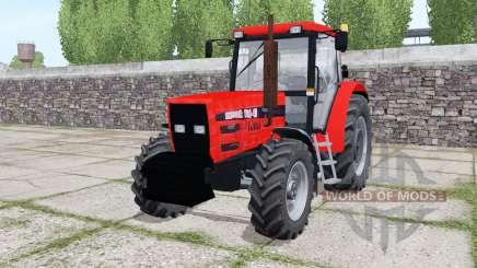 Zetor Forterra 11641 configure für Farming Simulator 2017
