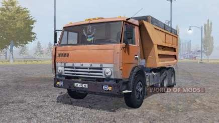 KamAZ-55111 1989 trailer für Farming Simulator 2013
