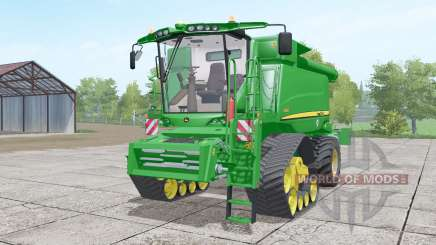 John Deere T660i crawler modules für Farming Simulator 2017