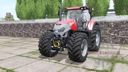 Case IH Optum 270 CVX design configurations pour Farming Simulator 2017