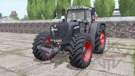 Fendt 930 Vario TMS 2003 Black Beauty für Farming Simulator 2017
