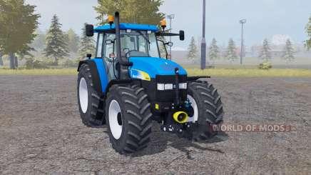 New Holland TM 175 2002 pour Farming Simulator 2013