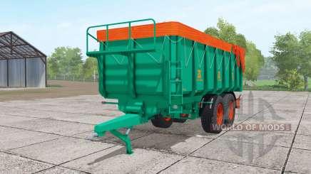 Aguas-Tenias TAT22 lime green für Farming Simulator 2017