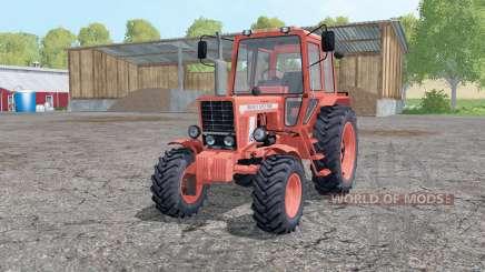 MTZ-552 pour Farming Simulator 2015