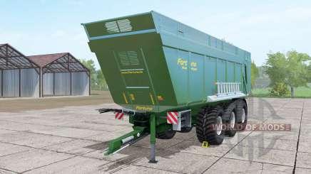 Fortuna FTM 300-8.0 dark lime green für Farming Simulator 2017