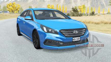 Hyundai Sonata Sport (LF) 2015 für BeamNG Drive