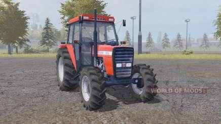 Ursus 5314 front loader pour Farming Simulator 2013