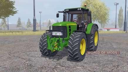 John Deere 6630 Premium front loader für Farming Simulator 2013