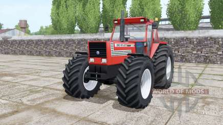 Fiat 180-90 Turbo wide tyre Michelin für Farming Simulator 2017