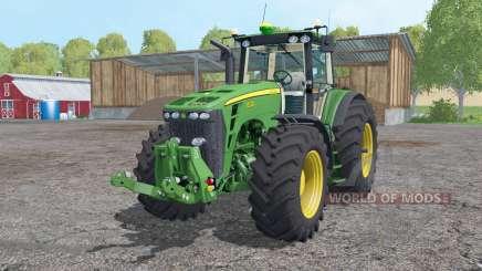 John Deere 8530 doppelrader für Farming Simulator 2015