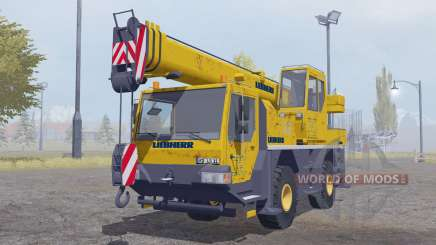 Liebherr LTM 1030 4x4 für Farming Simulator 2013