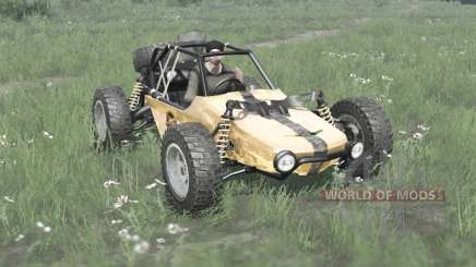 Buggy PUBG pour MudRunner