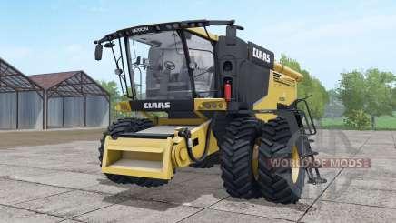 Claas Lexion 760 North America für Farming Simulator 2017