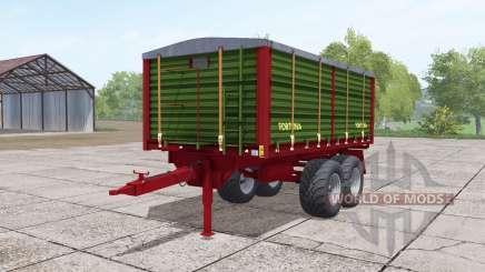 Førtuna FTD 150 für Farming Simulator 2017