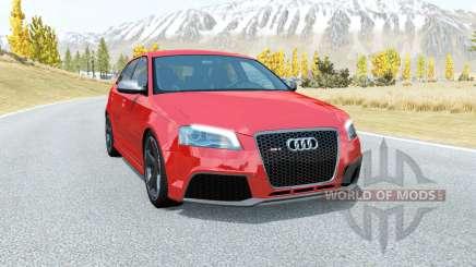 Audi RS 3 Sportback (8PA) 2011 pour BeamNG Drive