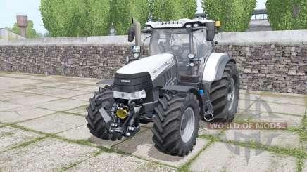 Case IH Puma 240 CVX design selection pour Farming Simulator 2017