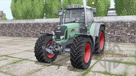 Fendt 716 Vario TMS wheels selection für Farming Simulator 2017