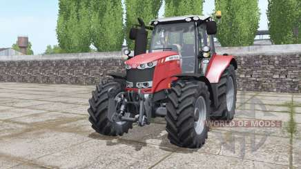 Massey Ferguson 6615 moving elements für Farming Simulator 2017