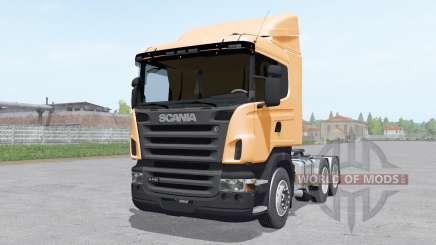 Scania R440 tractor normal cab pour Farming Simulator 2017