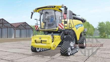New Holland CR10.90 storage hopper increased für Farming Simulator 2017