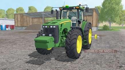 John Deere 8530 double wheels für Farming Simulator 2015