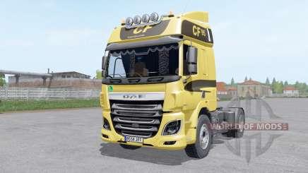DAF CF Space Cab pour Farming Simulator 2017