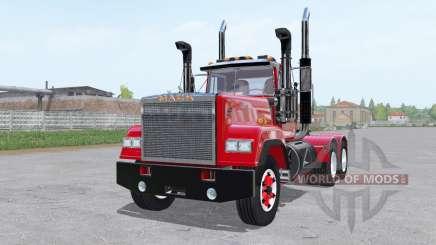 Mack Super-Liner Day Cab 1977 für Farming Simulator 2017