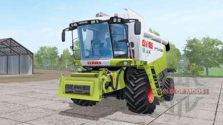 Claas Lexion 550 interactive control für Farming Simulator 2017