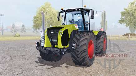 Claas Xerion 5000 Trac VC extra weights pour Farming Simulator 2013
