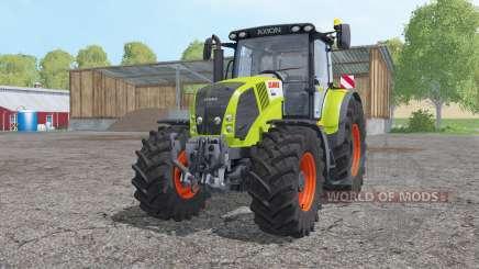 Claas Axion 850 extra weights für Farming Simulator 2015