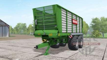 Bergmann HTW 35 lime green für Farming Simulator 2017