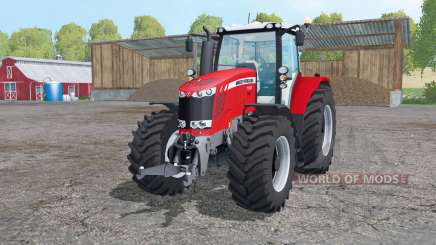 Massey Ferguson 7722 animation parts für Farming Simulator 2015